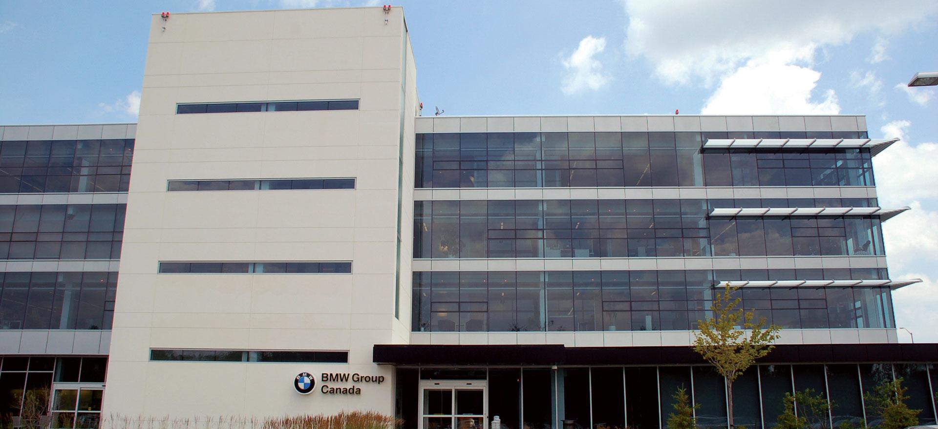 BMW Canada Head Office