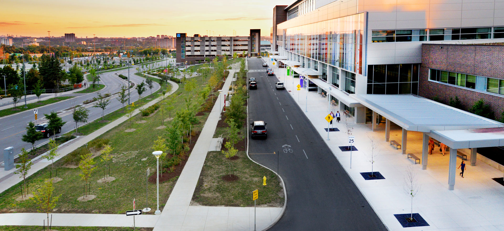 Infrastructure Ontario 401/Keele Provincial Campus