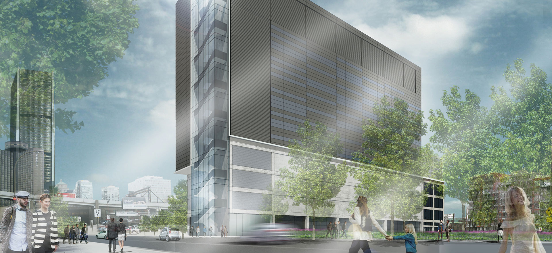 Downtown Montreal Data Centre