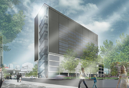 Downtown Montreal Data Centre, 544 rue de l'Inspecteur