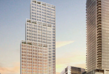 Bay + Scollard design evolves with updated façade
