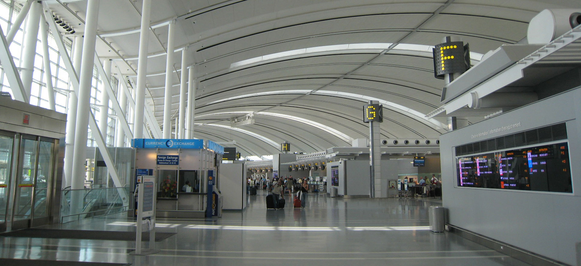 GTAA Pearson International Airport Terminal Development Project