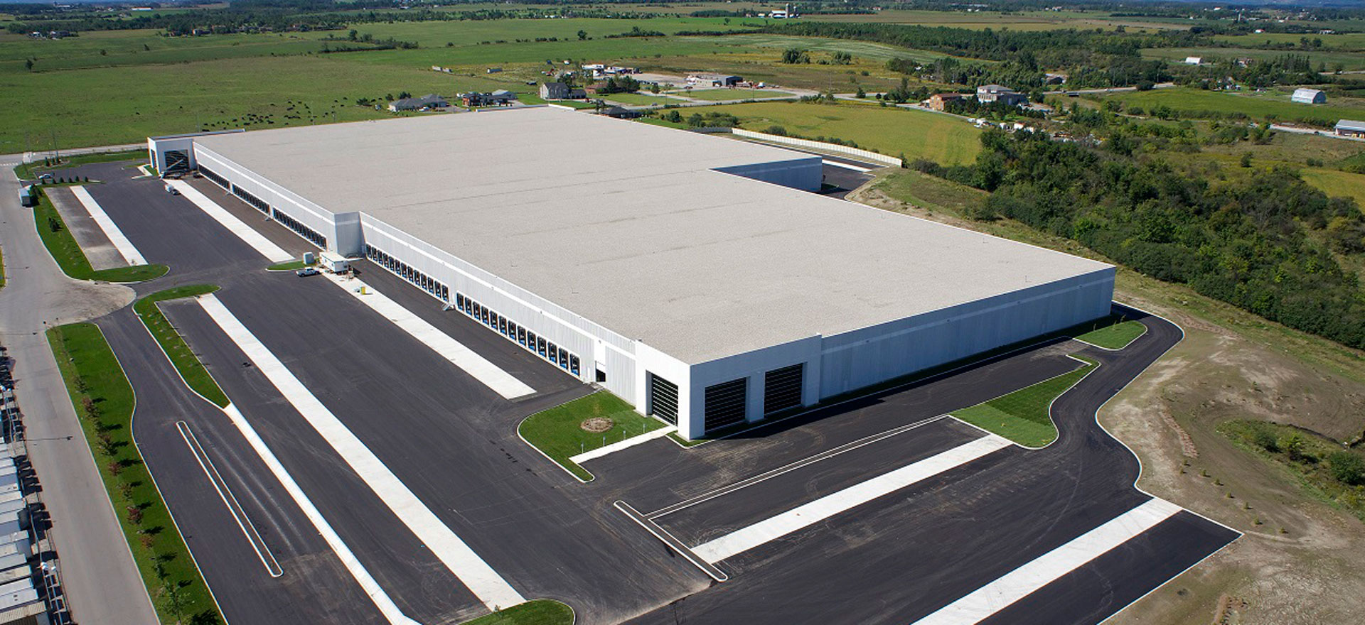 Hopewell – Airport Road Distribution Centre