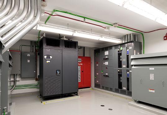 Rogers Power Upgrades at 333 Bloor Street, Toronto, ON