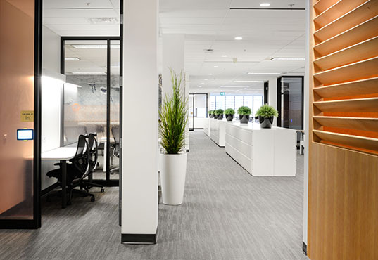 Rogers Sharespace - Workplace Transformation Project at 333 Bloor Street, Toronto, ON