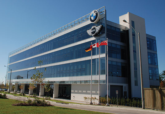BMW Canada Head Office