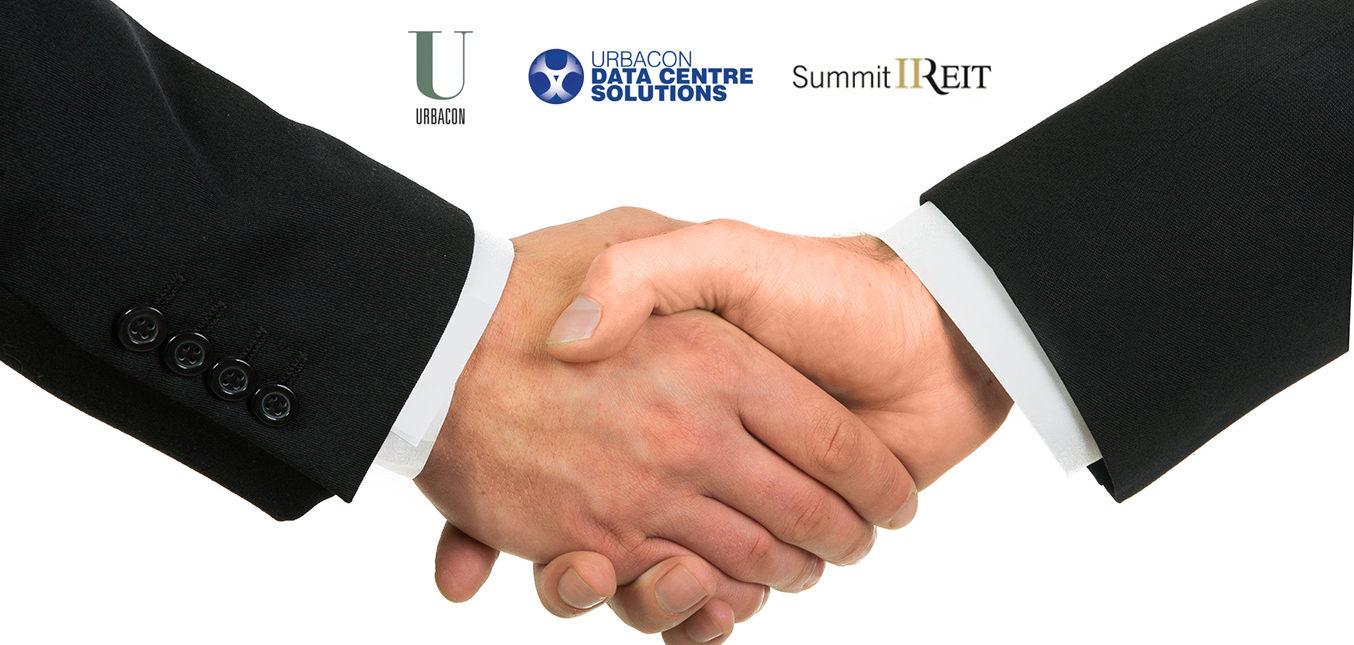 Urbacon and Summit REIT enter joint venture partnership