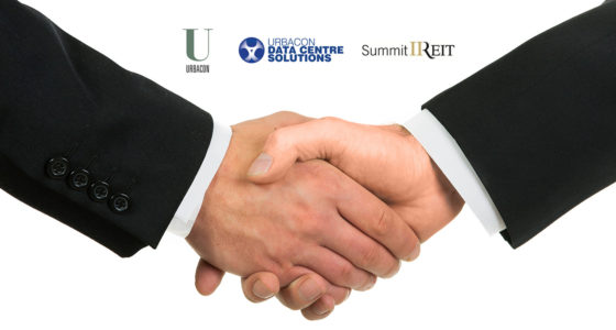 Urbacon announce joint venture partnership with Summit REIT