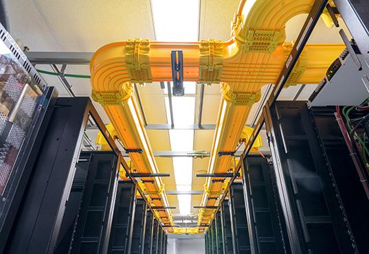 PSI Net Data Centre