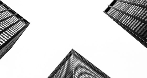 architecture-black-and-white-buildings