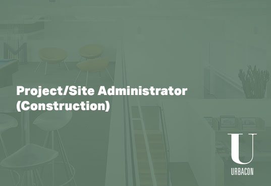 Project/Site Administrator (Construction)