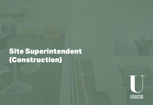 Site Superintendent (Construction)
